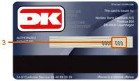 Sikring mod stjålet Dankort Visa-Dankort - og kontaktløs sikkerhed